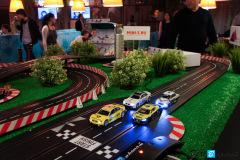 Кольцевые гонки на новогоднем корпоративном мероприятии компании Delta Solutions