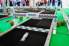 Трасса с радиоуправляемыми машинами Formula1 в аренду на фестиваль