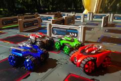Битва робо-танков-007