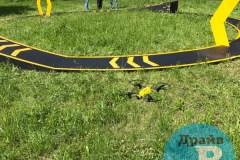 Трасса для гонки дронов в аренду-005