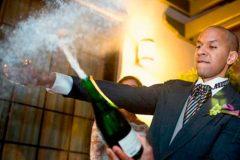 Мастер класс по открыванию шампанского саблей-001