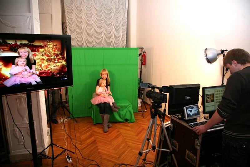 Как сделать фотостудию на дому