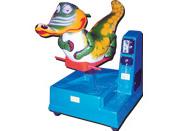 Качалка детская «Крокодил»