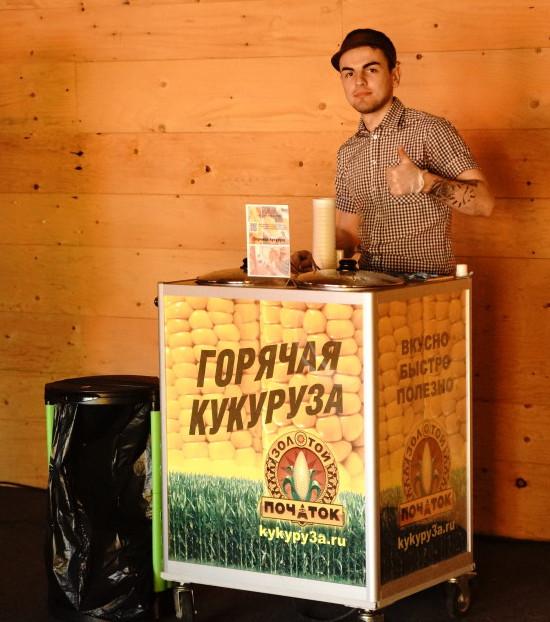Вареная кукуруза 1