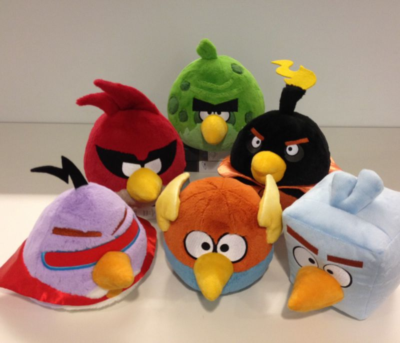 Angry Birds (SPACE)