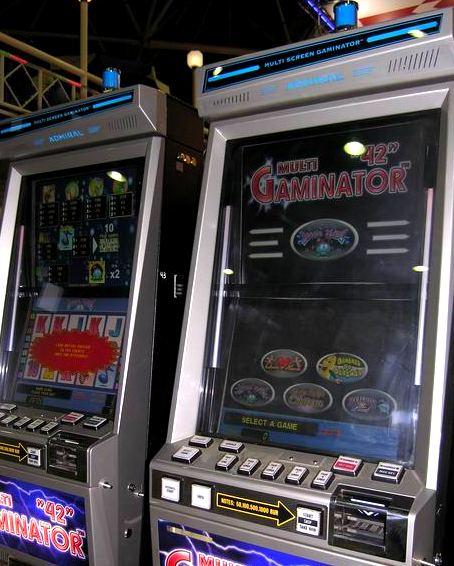 Игровые автоматы 1
