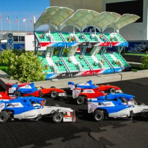 Трасса с радиоуправляемыми автомоделями Формула-1 в аренду или прокат