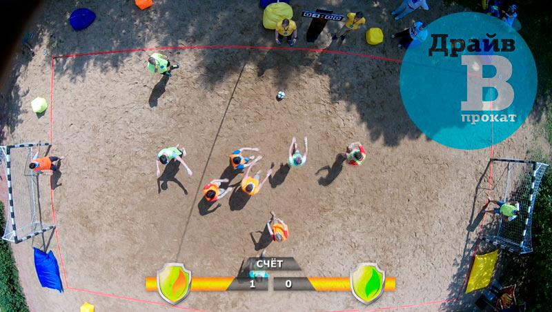 Виртуальный футбол в аренду